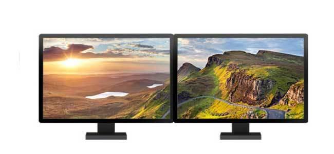 Temas multi monitor para Windows 8