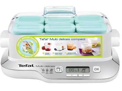 Yogurtera eléctrica Tefal Multi Delices por 70 euros en Amazon