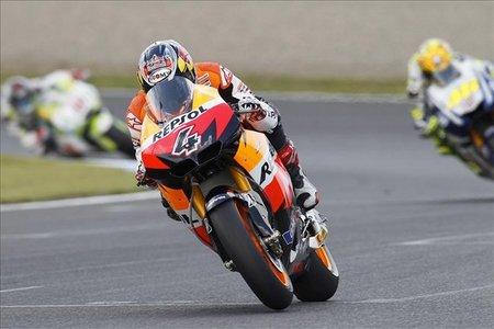 MotoGP Japón 2010: Marc Márquez, Julián Simón y sorprende Andrea Dovizioso