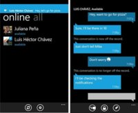 Gchat, la aplicación para usar Google Talk en Windows Phone 7 Mango