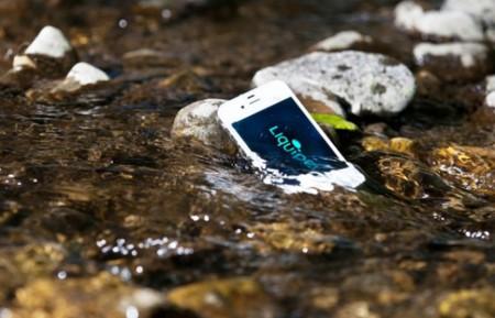 Agua Smartphone Playa