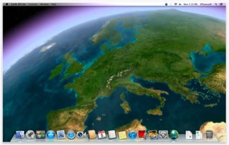 Earth 3D, anima un poco tu fondo de pantalla