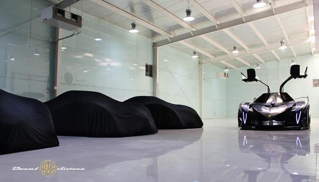 Devel Sixteen, el superdeportivo de 5,000 hp y 500 km/h será una realidad