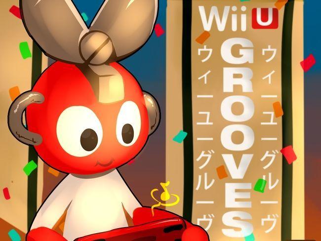 Dj Cutman - Wii U Grooves