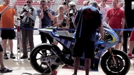 Nuevas noticias en forma de vídeo sobre la Suzuki XRH-1 de MotoGP