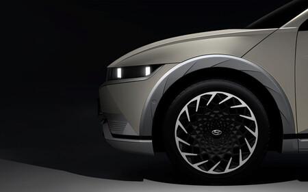 El Hyundai IONIQ 5 se dará a conocer en febrero.