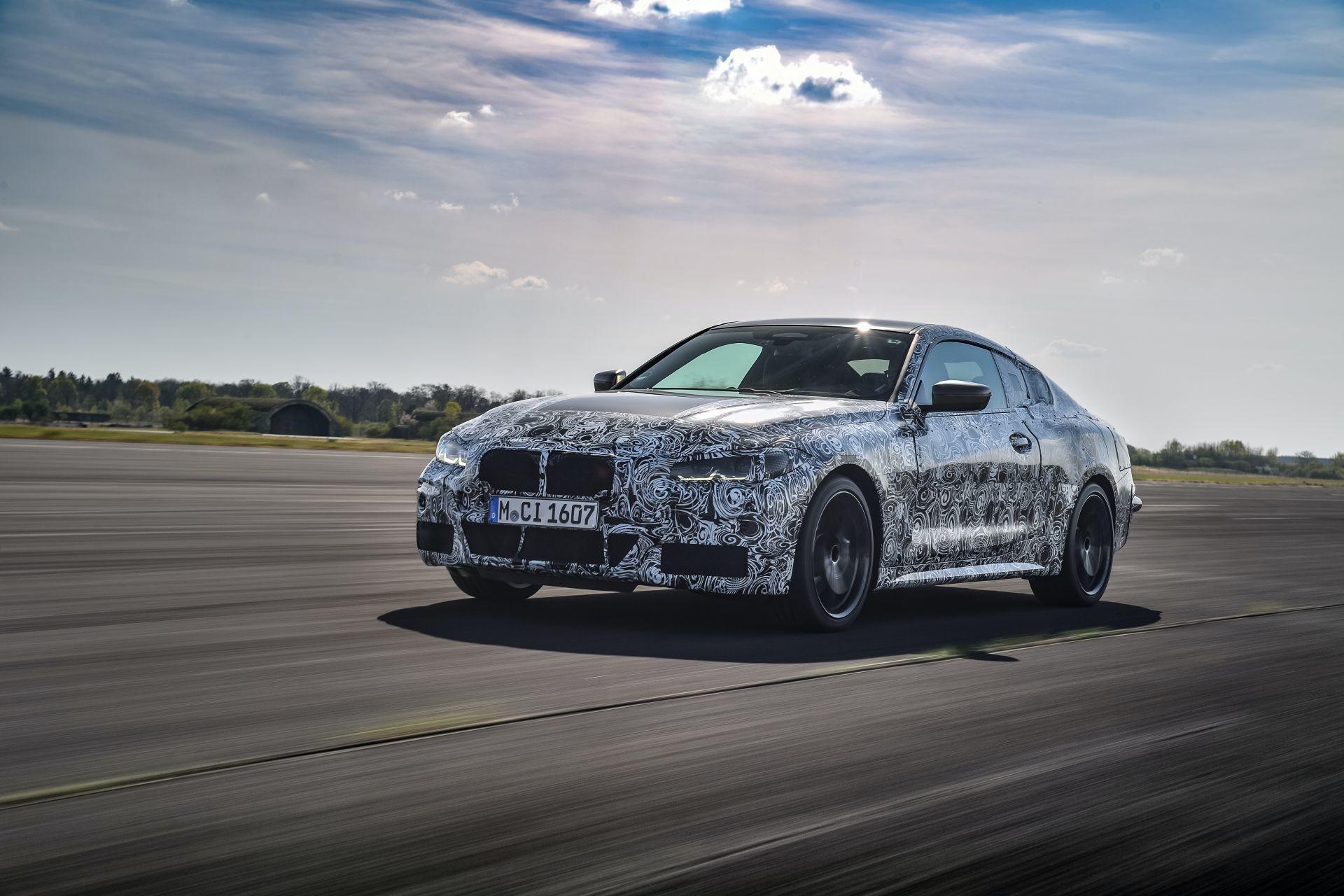 Foto de BMW Serie 4 2021 (fotos espía) (10/38)
