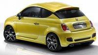 Fiat 500 Coupé Concept, sorpresa a manos de Zagato