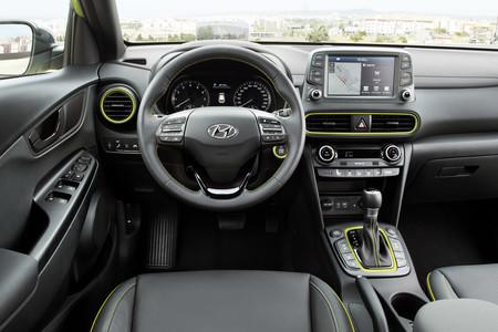 Hyundai Kona, toma de contacto