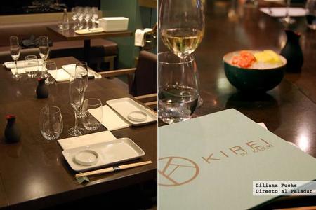 Kirei by Kabuki, cocina japonesa de primera calidad en plena T4