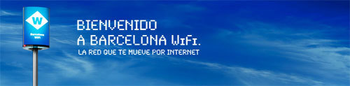 Mapa De Wifi Gratis En Barcelona