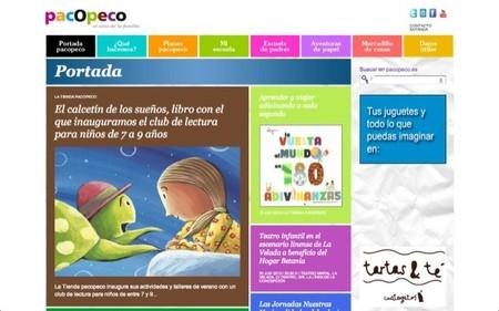 Pacopeco es la única librería infantil con juegos educativos del Campo de Gibraltar