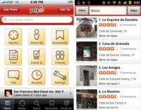 Yelp llega a España con aplicaciones móviles para iOS y Android