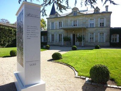 Visitamos el Château Cheval Blanc en Saint-Émilion, Burdeos