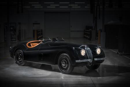 Jaguar Classic XK120 1954