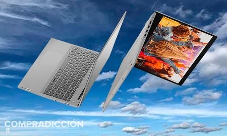 Potencia a precio de saldo: este Lenovo IdeaPad 3 15ITL6 con Ryzen 7 y 12 GB de RAM sólo cuesta 509 euros en los PC Days de PcComponentes