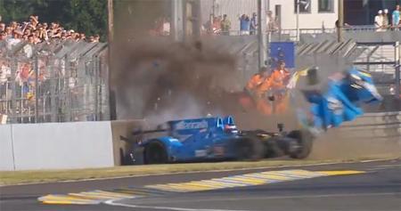 24 horas de Le Mans 2014: Cuidado con el tráfico