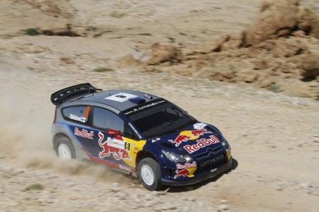 El Rally de Jordania con cambios en sus horarios