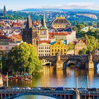 Disfruta de tres noches en Praga en un hotel de cuatro estrellas por 181 euros gracias a Logitravel