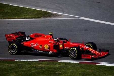 Leclerc Canada F1 2019