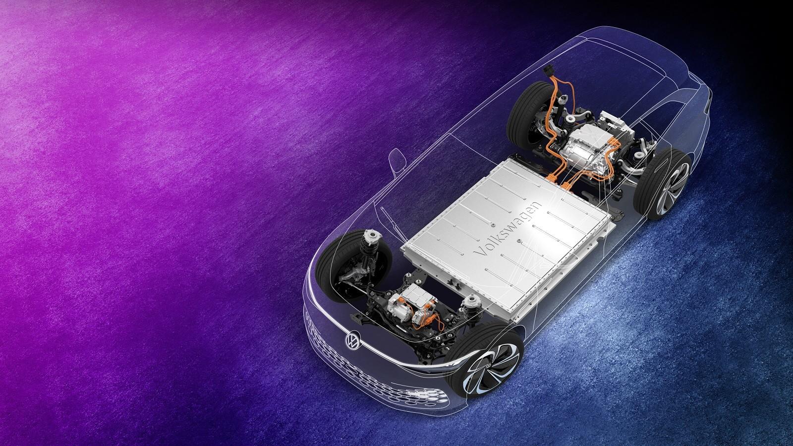 Foto de Volkswagen ID. Space Vizzion Concept (10/32)