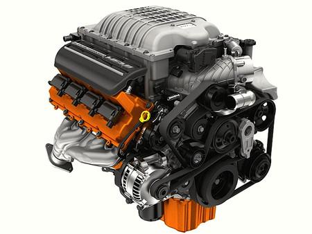 Dodge Challenger Hellcat 2