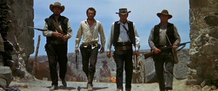 Sam Peckinpah: 'Grupo salvaje'
