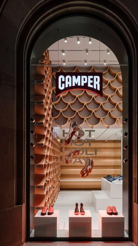 Nueva tienda Camper Barcelona