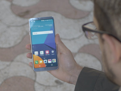 Las ventas del LG G6 empiezan con el pie derecho: se vendieron 30.000 unidades este fin de semana