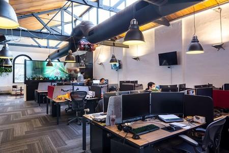 Riot Sydney Work Space
