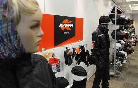 Kappa presenta sus novedades para el 2012