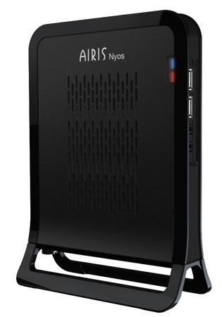 Airis Nyos 75 incorpora Nvidia ION