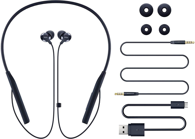 TCL ELIT200NC - Auriculares intraurales inalámbricos con cancelación de Ruido con Bluetooth