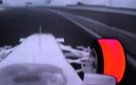 """La cámara térmica de la Fórmula 1 es """"porno"""" en versión automovilismo"""