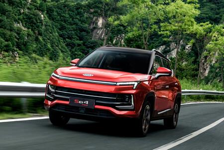 El JAC Sei 4 Pro ya tiene precio en México: un SUV chino, rival de Seltos, a tope de tecnología