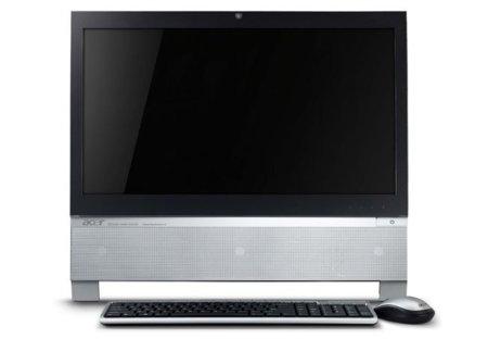 Acer Aspire Z51 y Z31, nuevos Todo-en-Uno táctiles con sintonizador de TDT