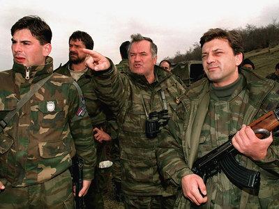 El último genocida de Europa: la vida y los crímenes de Ratko Mladić, contados en 23 imágenes