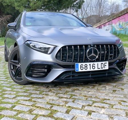 Mercedes-AMG A45 S 2020 (prueba)