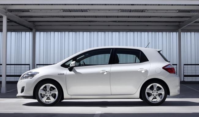 Toyota Auris Híbrido