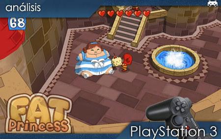 Fat Princess - Análisis