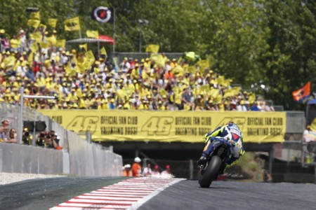 Valentino Rossi Catalunya 2015