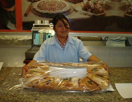 Rosca de Reyes México