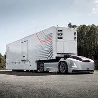 Volvo Vera, así de impresionante es el camión autónomo y sin cabina de la firma sueca