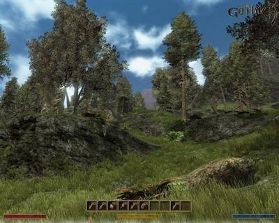 Gothic 3, nuevas imágenes del juego