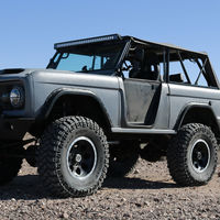 Este Ford Bronco de 1975 ha revivido como 'Eleanor' gracias a Zero to 60 Designs