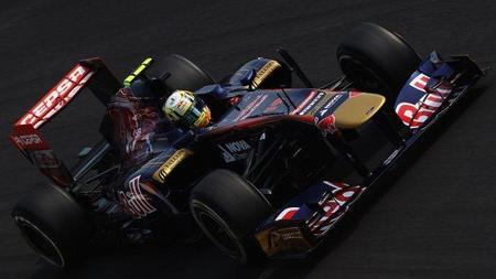 GP de Italia F1 2011: Jaime Alguersuari protagoniza la mejor carrera de su vida