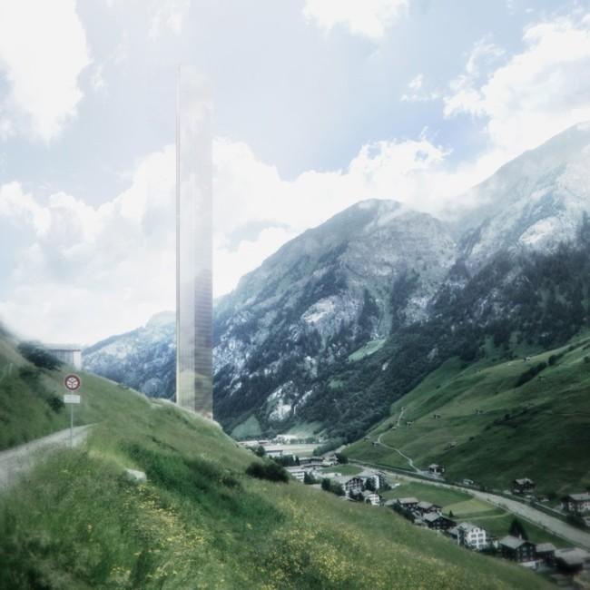 Vals Skyscraper Switzerland 01