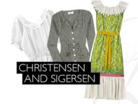 Helena Christensen diseña una colección para Net-a-porter