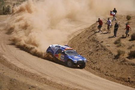 A falta de una etapa, todo está por decidir en el Dakar