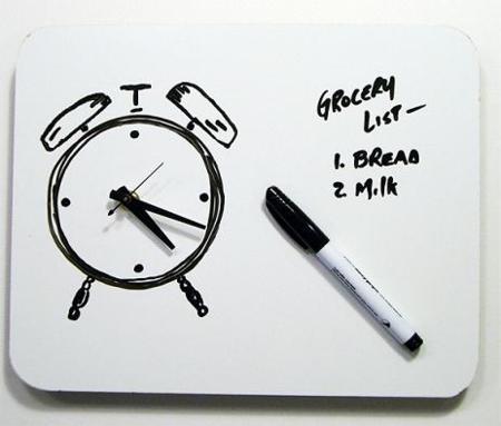 Un reloj diferente cada dia
